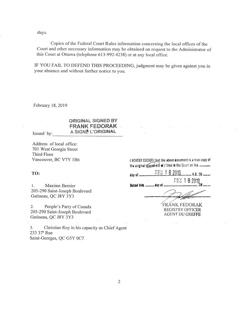 Statement of Claim filed 18 Feb 19_Page_02